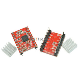 1//2//5//10PCS A4988 Driver Module StepStick Stepper Motor For Reprap 3D Printer