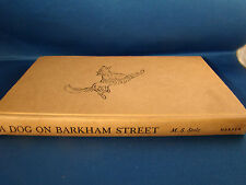 A Dog on Barkham Street Children Book by M S Stolz (1961) Hardcover @H
