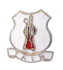 Kelso Scotland Small Enamel Lapel Pin Badge T052