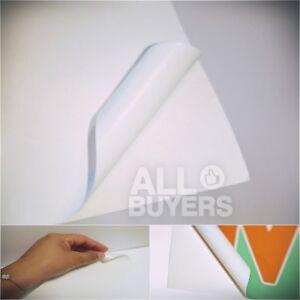 FOGLI-ADESIVI-A4-VINILE-BIANCA-LUCIDA-PVC-X-STAMPANTE-LASER-25-50-100-unita