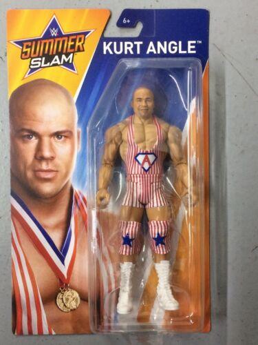 WWE Mattel Kurt Angle Summerslam Series Basic Figure