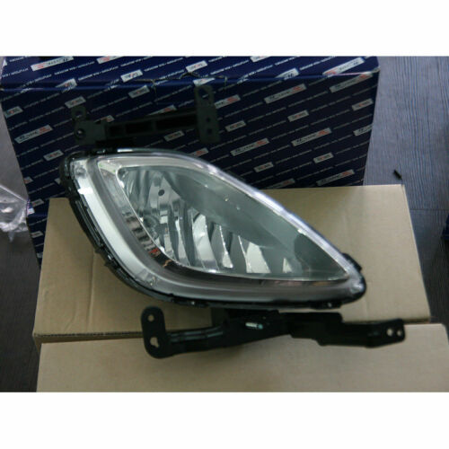 OEM Bumper Fog Light Lamp Assy LH RH Wiring for HYUNDAI 2011-2013 Elantra MD