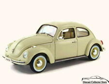 1955 Volkswagon Kafer-Beetle MAISTO SPECIAL EDITION  Diecast 1:18 Scale Beige