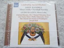 Ramirez: Missa Criolla, Haazen: Missa Luba - Nuestra, Holt, Rheams - CD NEW