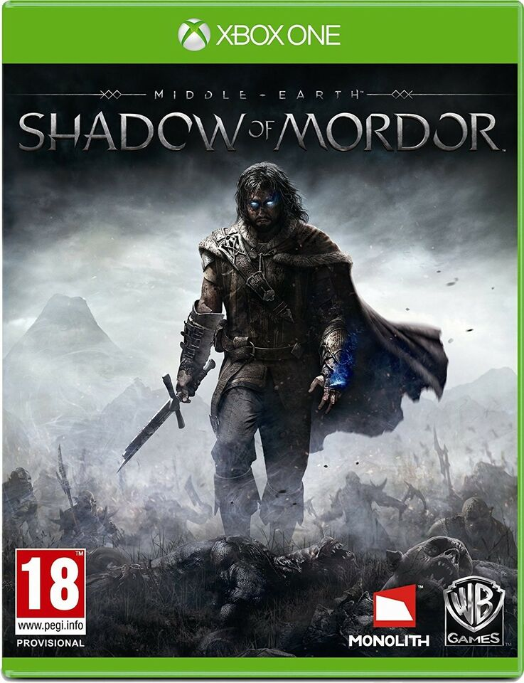 Shoadow of Mordor, Xbox One, action