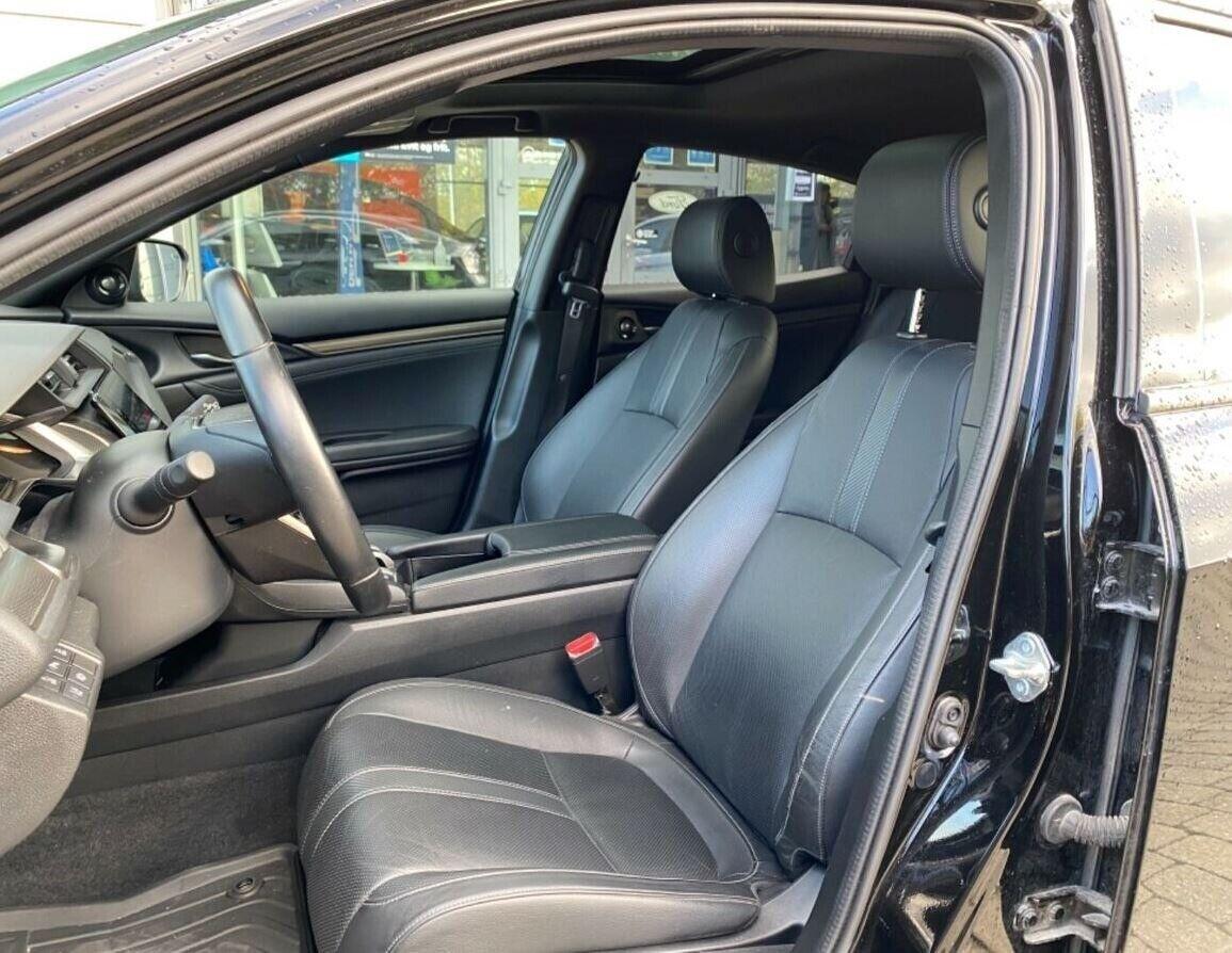 Honda Civic 1,5 VTEC Turbo Sport Prestige - billede 4