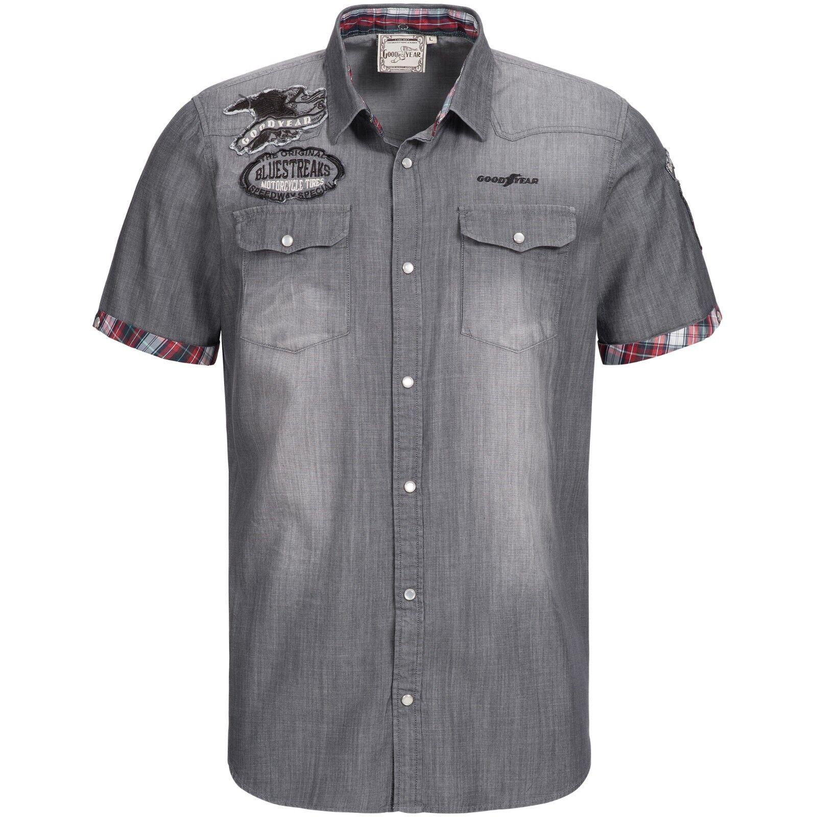 Goodyear Speedway Special Hemd Men Slim Fit Shortsleeve Shirt     | Auktion