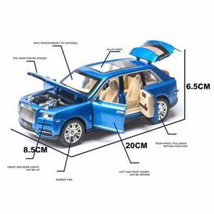 1-24-Rolls-Royce-Cullinan-Alloy-Diecast-Car-Model-Sound-Light-Toys-Gift-3-Colors