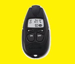 Webasto Telestart T100 HTM Funkfernbedienung für Standheizung Thermo Top und Evo