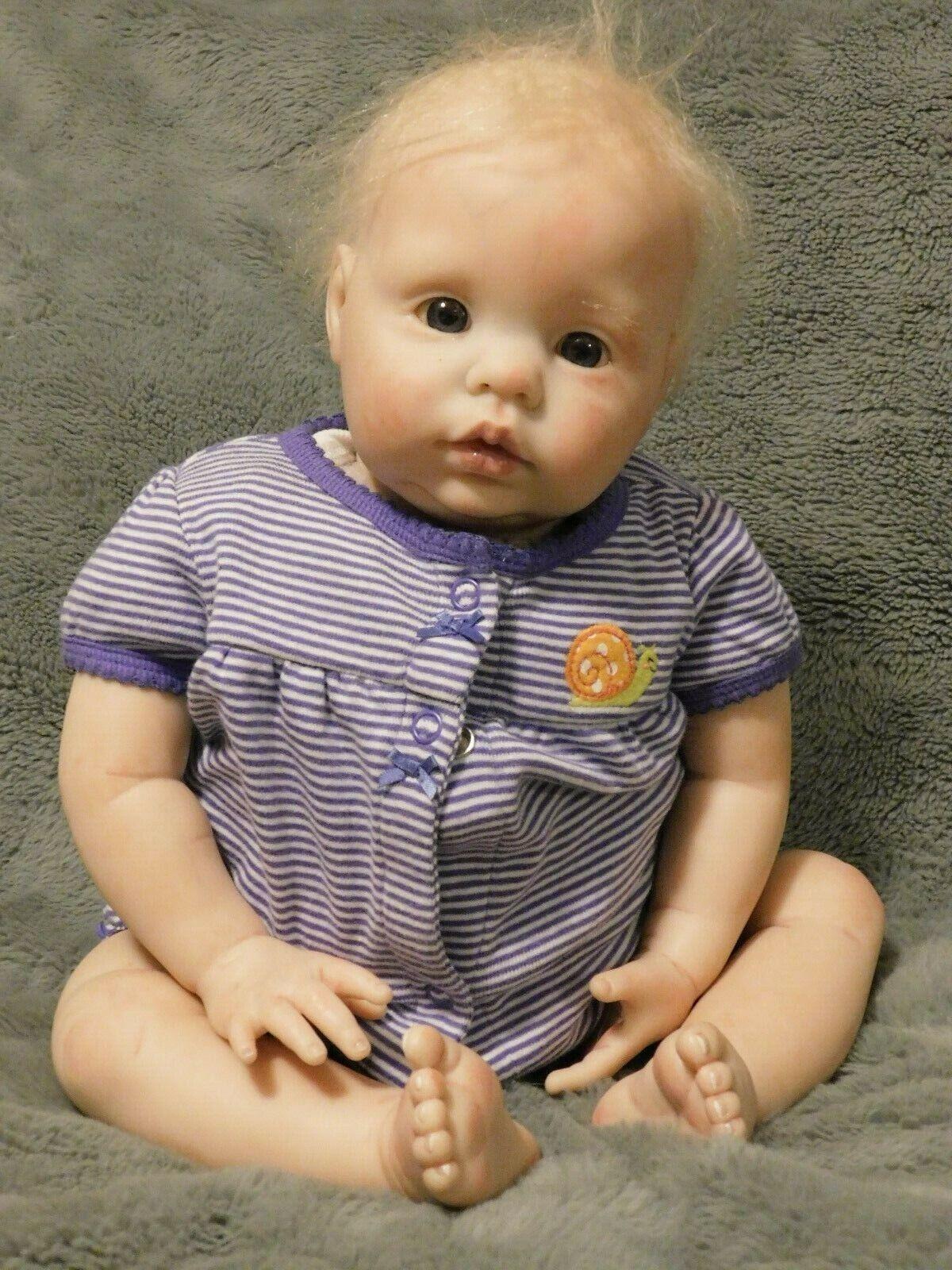 Ingrid's Reborn Nursery presents Olivia