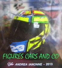 MOTO GP  1/5  CASQUE  ANDREA IANONNE 2013  CASCOS HELMET