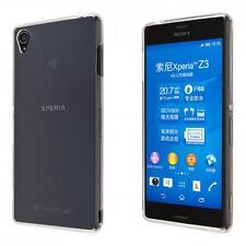 Sony XPERIA z3 Compact Mini in Silicone TPU Custodia Guscio Protettivo Per Cellulare Custodia Cover