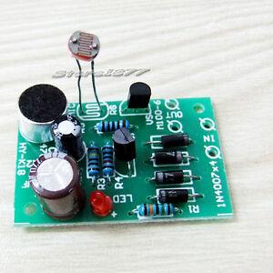 Mini-Sound-light-operated-Switch-Control-Project-Kit-Electronic-DIY-szsp21