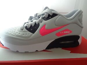 Details about Nike Air Max 90 Mesh GS Size 38 UK 5 Trainers Shoes 833418 302 Green