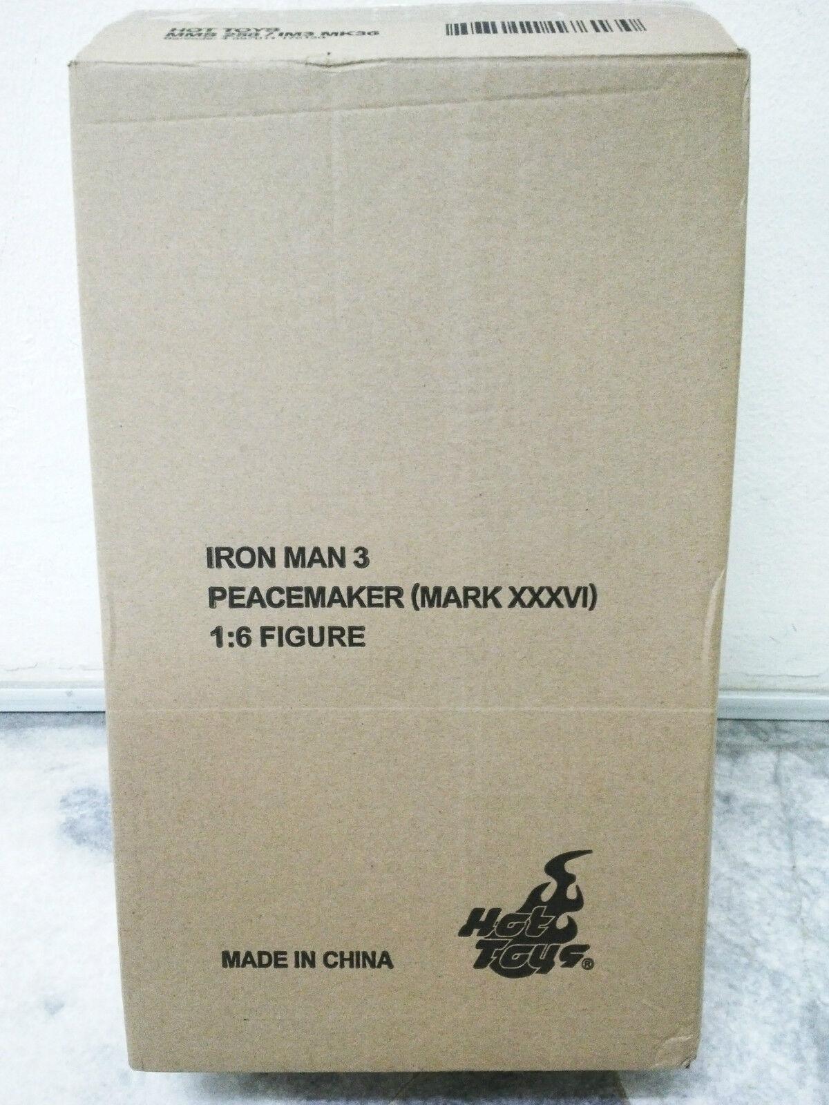 heta leksaker Mark XXXVI 36 Frödsmäklare sideshow Exklusiv Mint i låda MMS258 Järnman