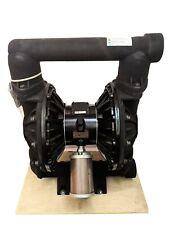 Graco Husky 2500 Air Operated Diaphragm Pump Model Df3311 2 In Npt 150 Gpm