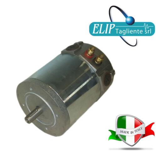 MOTORE ELETTRICO 24V 700W 3000 RPM 71B14 CRAMARO COPRI SCOPRI LIPPOLIS MARCOLIN