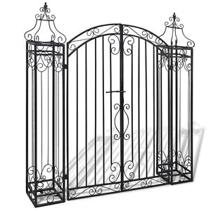 External metal gates
