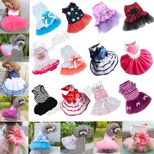 Dog-Cat-Bow-Tutu-Dress-Lace-Skirt-Pet-Puppy-Dog-Princess-Costume-Apparel-Clothes