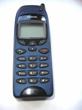 NOKIA 6150 MOBILE PHONE , DUAL BAND, WITH ADAPTOR, DEBRANDED