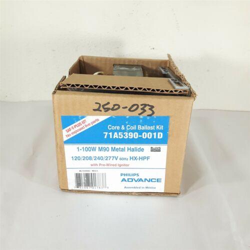 Lot of 2x Philips Advance 71A5390-001D 100w Metal Halide Ballast Kit M90 120-277