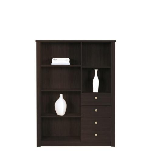 Regal Finesse 11 Standregal Bücherregal mit Schubladen Wohnzimmer Schrank NEU