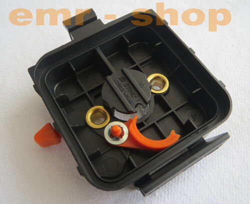 85,75 Stihl Filter- Gehäuse mit Choke HS// FS 80 4137 140 2800 Orig BG 75 ua.