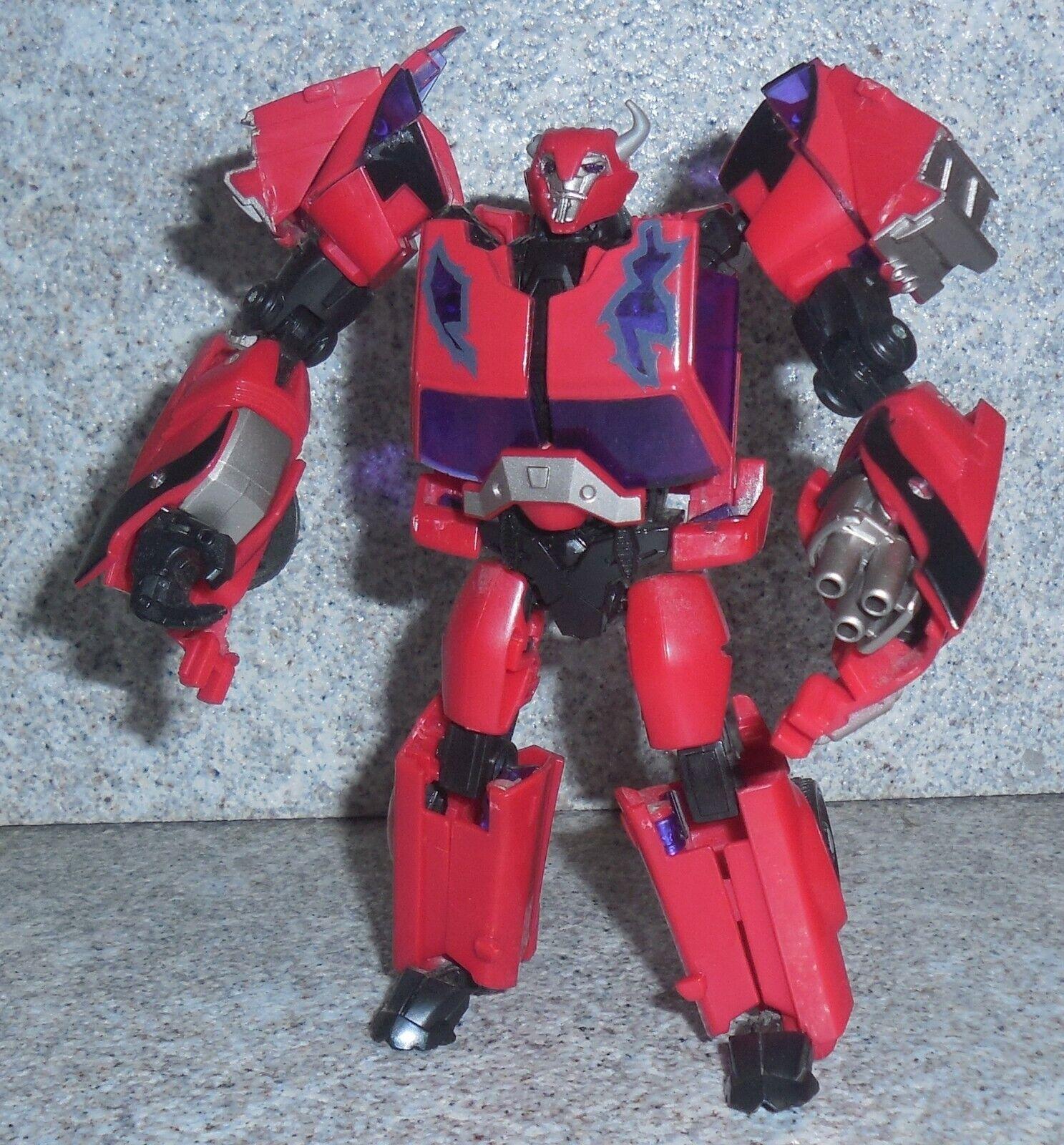 Transformers Prime Cliffjumper Completo Terrorcon Prima Edizione