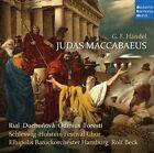 "G.F. H""ndel: Judas Maccabaeus (CD, Aug-2010, DHM Deutsche Harmonia Mundi)"