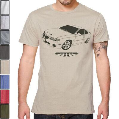 Holden Commodore Racing Pontiac GM GTO  T Shirt