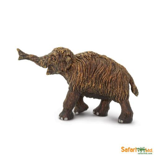 Woolly Mammoth Baby 10 cm Series Dinosaurs Safari Ltd 280029