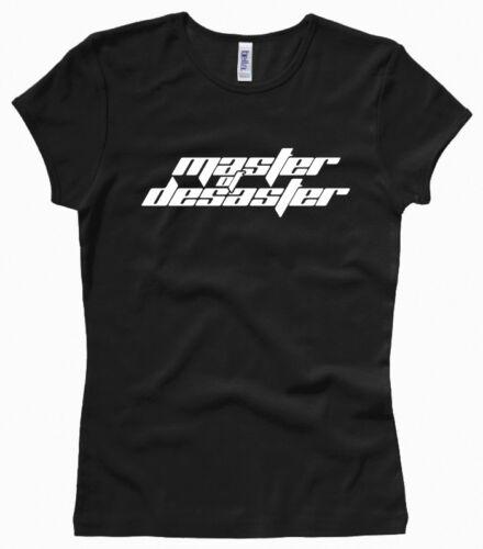 Master of Desaster Damenshirt // Girl // Woman XS bis XL Gr