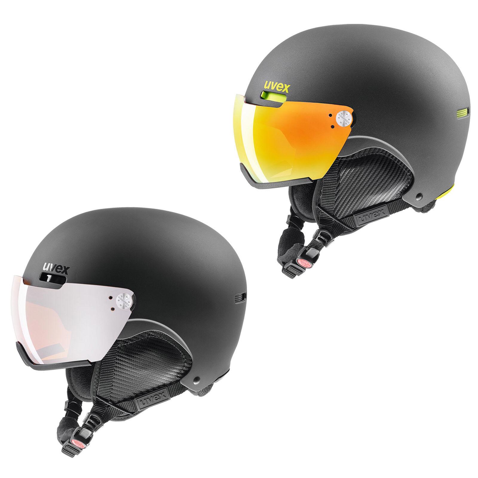 Uvex Helmet 500 Visor Ski Helmet the High-End