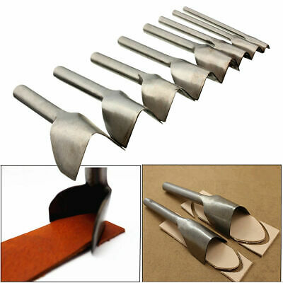 7 Style Leather Craft Tools Slot Punches Hole Straight Punch DIY Hand Tool Hot