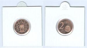 Autriche 2 Cent Pp (Choisissez Entre 2002 - 2018)
