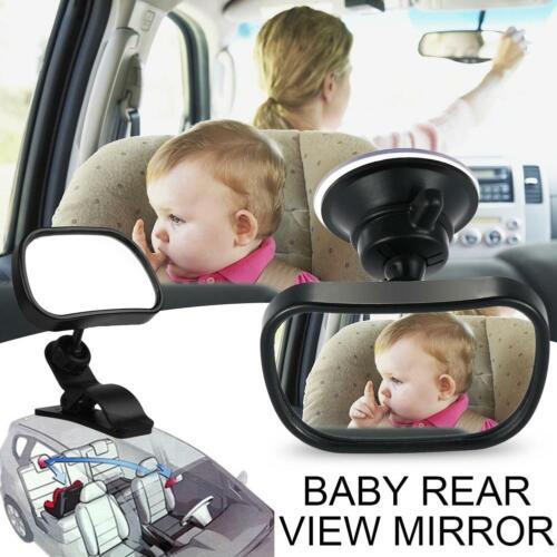Voiture Retroviseur Bébé Sécurité Moniteur Enfant Sécurité Siège Arrière Miroir