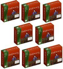(8) Noma 48951-88 Holiday Wonderland 150 ct 4' x 6' MULTI Net Christmas Lights