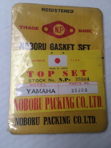YAMAHA RD200 72-75 TOP END GASKET SET
