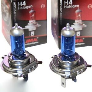 Autolampe Halogen Lima Cool Blue H15 12V 15//55W PGJ23t-1 Super White