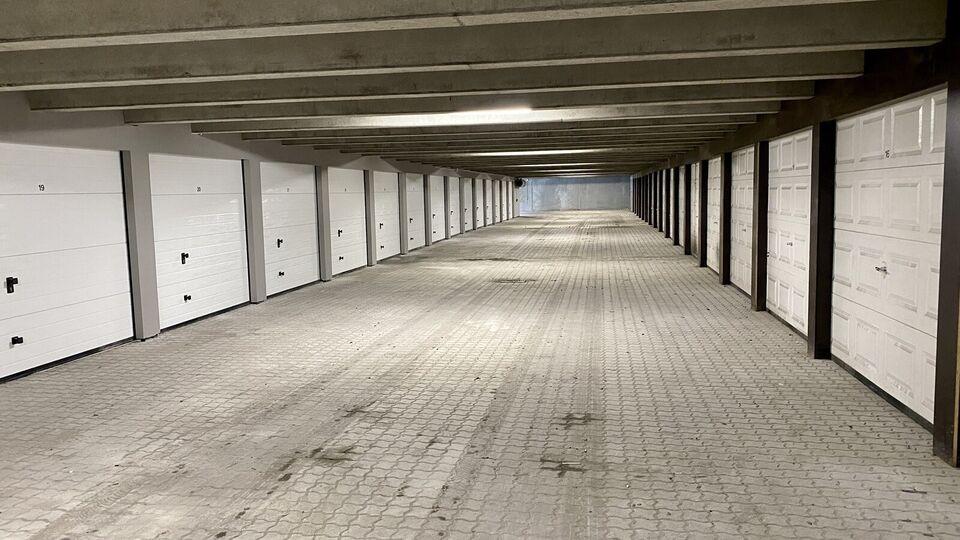 2860 garage udlejes, etageareal kvm. 11 Erik Bøghs Alle 5