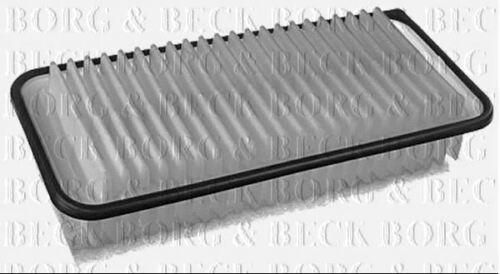 BORG /& BECK Filtre à air pour TOYOTA YARIS Diesel 1.4 Hayon 66 kW