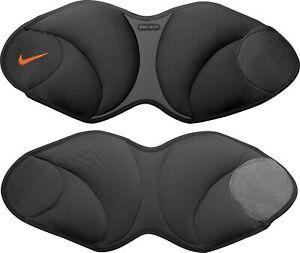 Nike-Ankle-training-fitness-PAIR-Weights-2-5-lbs-5lbs-sweat-wicking-Yoga-Gym