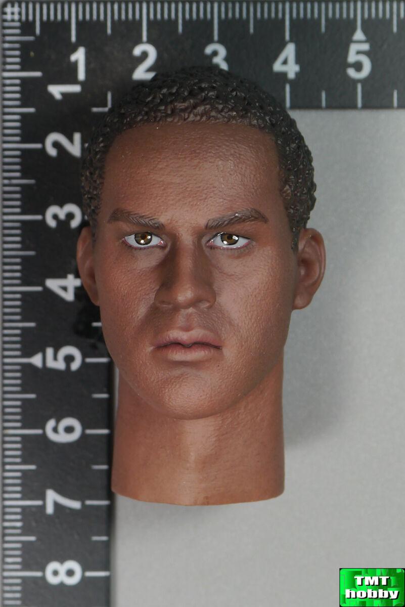 1 6 Scale ace 13031 Vietnam US LRRP Cobra - Headsculpt (Denzel Washington)