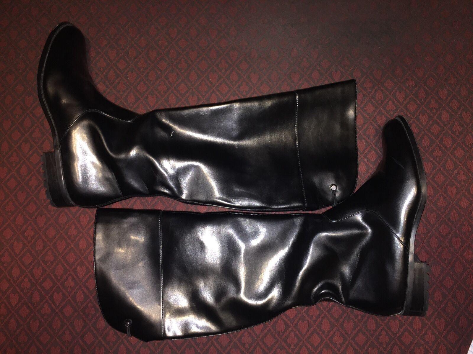 CLAVIN KLEIN WOMEN'S BOOTS- SIZE 7.5M