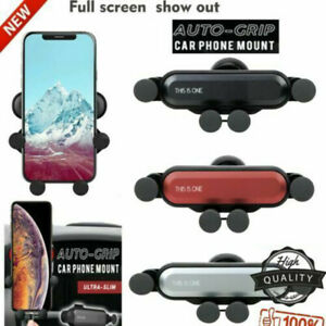 Gravity-Car-Air-Vent-Mount-Holder-Stand-for-Mobile-Cell-Phone-GPS-Universal-360