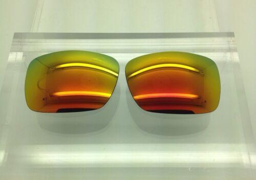 Von Zipper Elmore Custom Made Replacement Lenses Orange Mirror POLARIZED NEW!!!