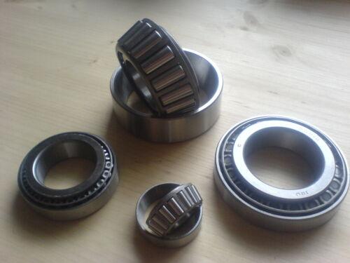 1 IBU Kegelrollenlager Schrägrollenlager 32304 A  20x52x22,25 mm