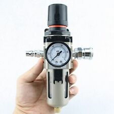 14 Moisture Air Filter Water Trap Pressure Regulator Compressor New