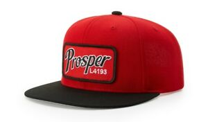8d83bddf6 Details about RICHARDSON 510 WOOL FLATBILL SNAPBACK BASEBALL CAP HAT