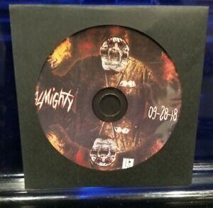 Alla Xul Elu - The Almighty Sampler CD GOTJ twiztid insane clown posse a.x.e mne